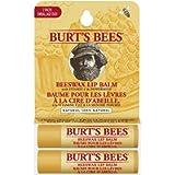Burt's Bees Natural Moisturising Lip Balm Duo Value Pack