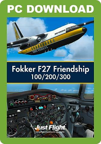 Fokker F27 Friendship 100/200/300 [PC Download]