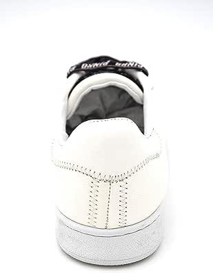 Pinko Donna Scarpa SNEAKAR Casual Tempo Libero Pelle Art. 1H20GB Y4F6 Zucca 36 Bianco White