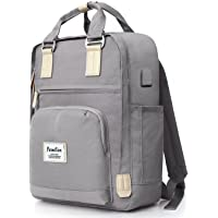 YAMTION Rucksack Damen und Herren Daypack Unisex,Schulrucksack Laptop Rucksack Frauen Tagesrucksack mit Laptopfach für…