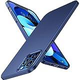 TORRAS Decency Series Slim Fit beschermhoes voor iPhone 12 / iPhone 12 Pro (dun maar beschermend) (minimalistisch ultradun) m