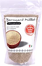 Original Indian Table Barnyard Millet, 400g (Pack of 2)