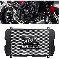 ETbotu Moto Radiator Grill Grille Guard Housse De Protection for Kawasaki VULCANS 2015 2016 Vulcan Noir