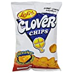 Leslies Clover Chips Cheese - 85 gm