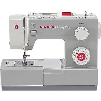 Singer Heavy Duty Automatic Nähmaschine Sewing Machine Elektro ...