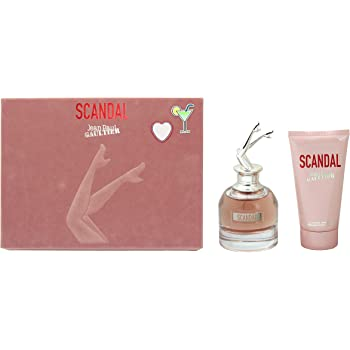 Jean Paul Gaultier Scandal Set 50ml Eau De Parfum Edp 75ml Body