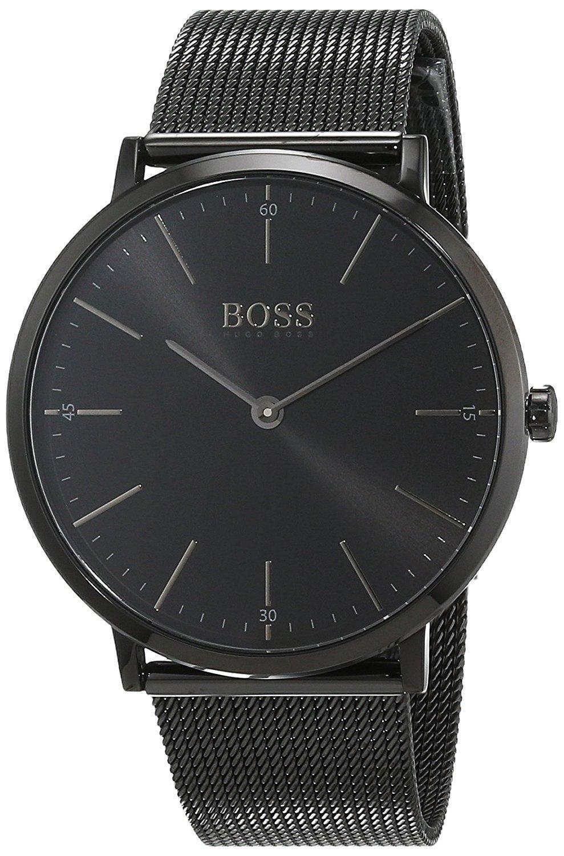 bdb378efa40e Inicio   Estilos   Hugo BOSS 1513542 – Reloj Analógico para Hombre ...