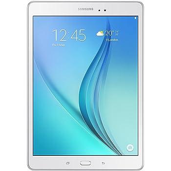 "Samsung Galaxy Tab A Tablet, Display 9,7"", 16 GB, 1.5 GB RAM, Bianco"