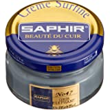 Saphir Creme Surfine Cream shoe polish 50ml