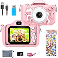 ERAY Appareil Photo Enfants, Caméra Numérique pour Enfants 20 MP Photo & 1080P HD Vidéo/Double Objectif/Selfie Caméra…