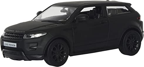 RMZ City 1:36 Range Rover Evoque (Matte Black)