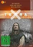 Terra X - Zeitreise/Rom am Rhein/Die Kelten [3 DVDs]