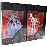 Star Wars - The Black Series 2-Pack de Figuras de acción de 9.5 cm para la película, para niños, niñas y fanáticos (Ackbar un