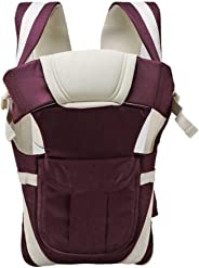 Cutieco Premium Quality Sling Backpack Baby Carry Bag, Maroon