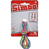 Simba 107302096 - Rubberen twist springrubber, meerkleurig, 300 cm, vanaf 5 jaar