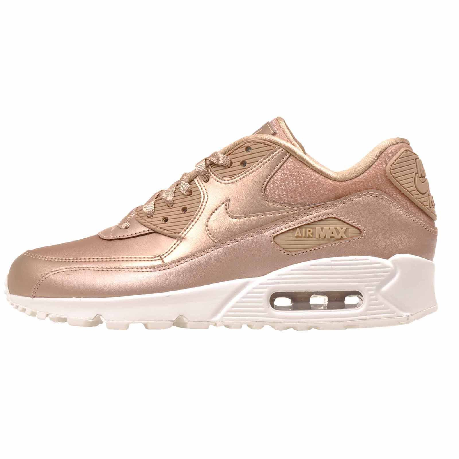 another chance becd6 a5c3e Nike Air Max 90 Premium Womens Trainers
