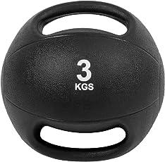 Dual handle Medicine Ball 3 Kg Viva Fitness