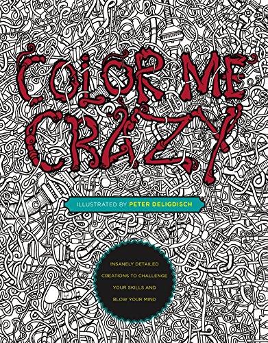 Color Me Crazy por Peter Deligdisch