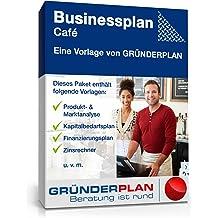 Businessplan Café von Gründerplan [Zip Ordner]