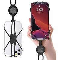 Bone Étui pour téléphone Portable, lanière de Cou Universelle pour iPhone, Sangles en Silicone pour étui de Smartphone…