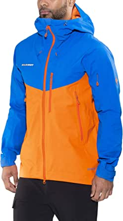 Mammut Nordwand Pro Hs Hooded Giacca A Vento Uomo