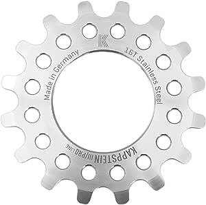 Kappstein Bike Technology Unisex Adult Sprocket 15T