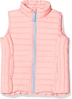 Lambland Girls Embroidered Horse Gilet Body Warmer
