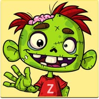 Zedd the Zombie - Grow Your Wacky Friend