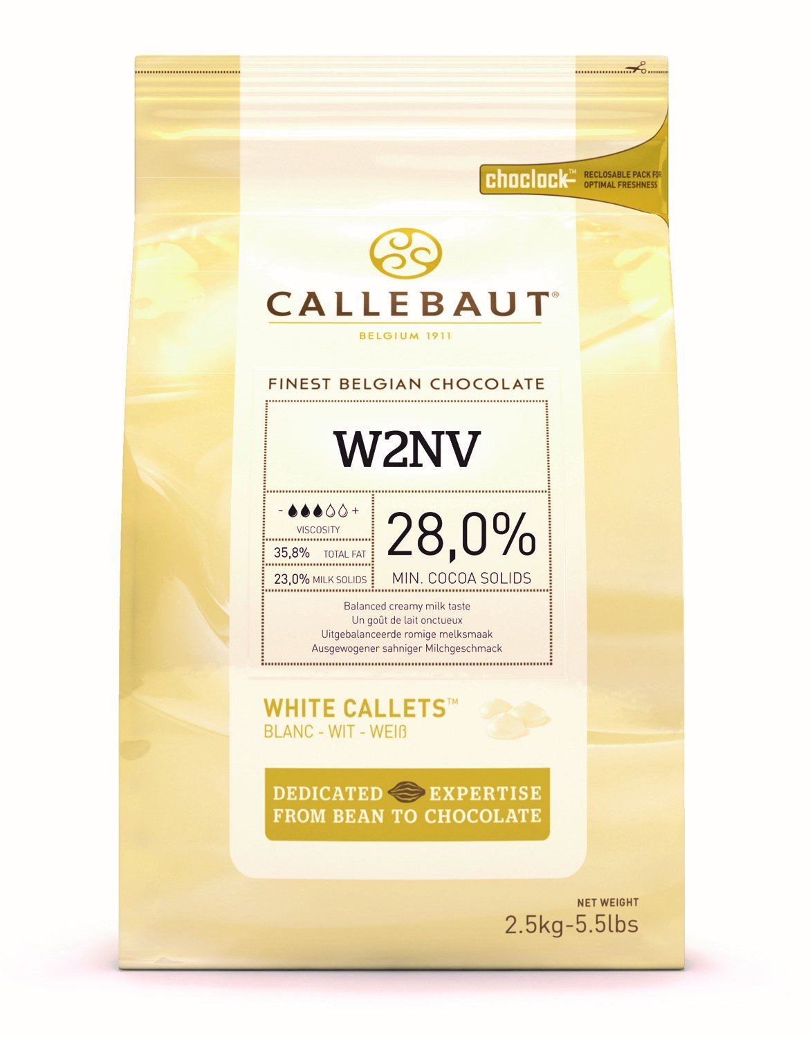 Callebaut W2NV 28%