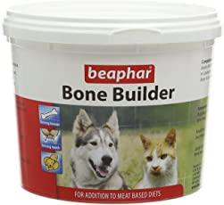 Beaphar Pet Bone Builder 500 G Pack Of 2