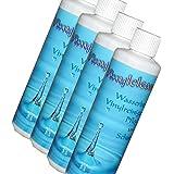 STRICKER Nettoyant vinyle pour matelas à eau - 4 x 250 ml - Produit d'entretien pour le nettoyage de votre matelas à eau - Vi
