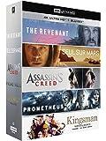 Le Meilleur de la 4k - Coffret 5 Films