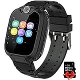 Bambini Game Smartwatch- Music Orologio Smart Phone con SIM Card Camera 7 tipi di giochi Touch Screen Learning…