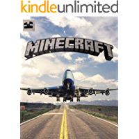Minecraft : How to build a fighter plane on minecraft (E-minecraft Book 7)