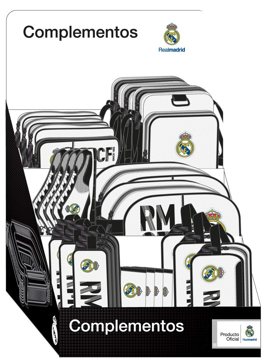 Real Madrid 311854730 – Estuches