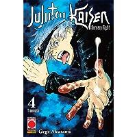Jujutsu Kaisen. Sorcery Fight: 4