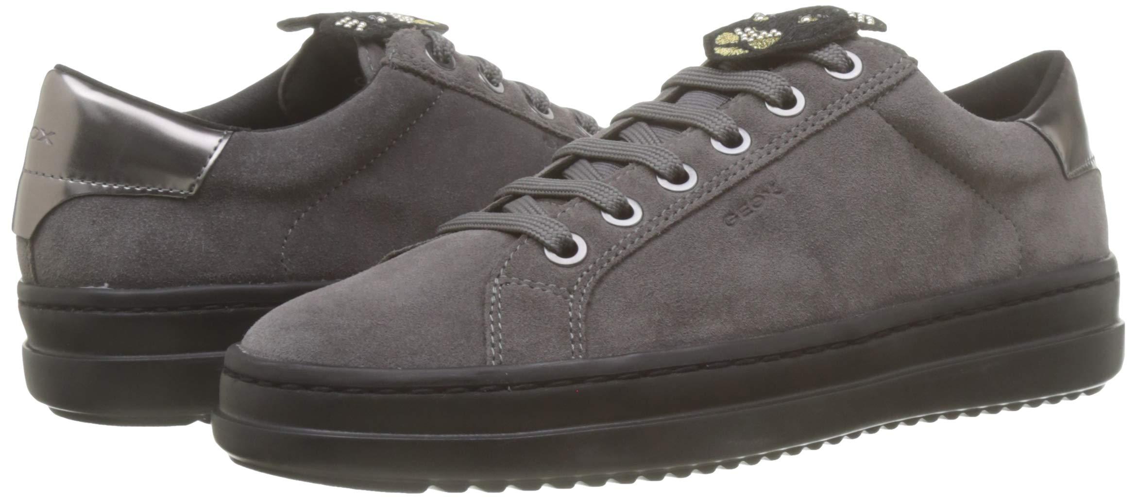 Geox Damen D Pontoise E Sneaker 5