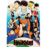 "777 Tri-Seven Entertainment Haikyu!! Poster Manga Anime Volleyball TV Show Large Wall Art Print (24""x36"")"