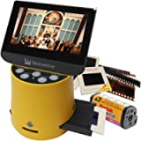 Wolverine Titan 8-in-1 High Resolution Film to Digital Converter with 4.3' Screen and HDMI Output