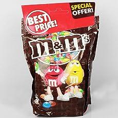 M&M's Milk Chocolate Candies, 180g-Pack of 2