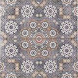 Bandar - Marokkanische Fliesen, Keramik Bunt Kunst Design Arabisch Rustikal Fliesen