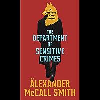 The Department of Sensitive Crimes: A Detective Varg novel (English Edition)