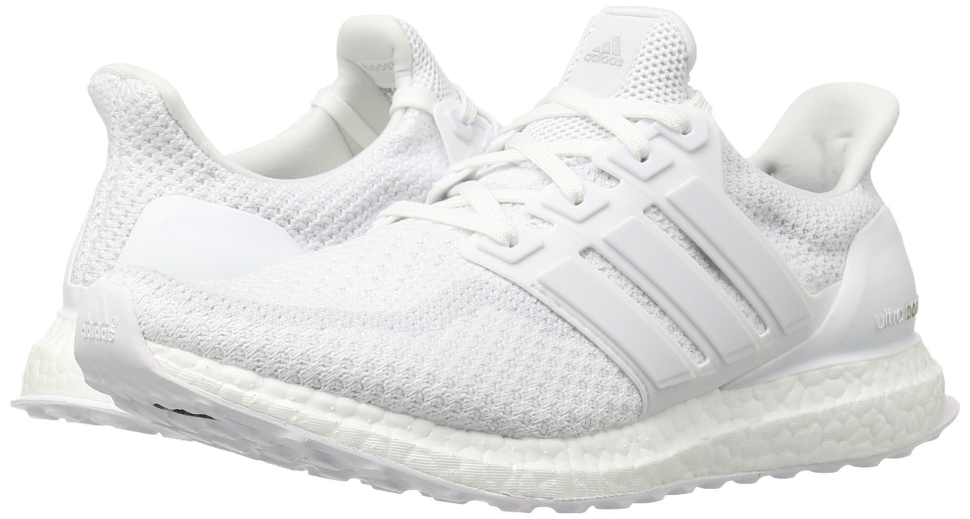 719qnsKKbqL - adidas Ultra Boost M, Men's Competition Running Shoes Multicolour Size: 8 UK M Crystal White