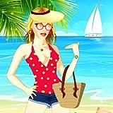 Giochi vestito da modo di estate