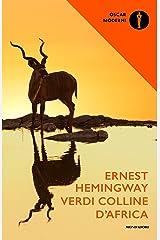 Verdi colline d'Africa (nuova edizione) Formato Kindle