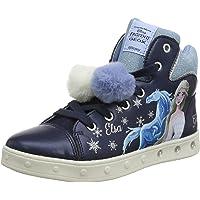 Geox J Skylin Girl C, Shoes Fille