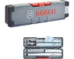 Bosch Professional 16-Delig Steekzaag Bladen Set Heavy (Voor Hout En Metaal, Accessoires Voor Reciprozaag)