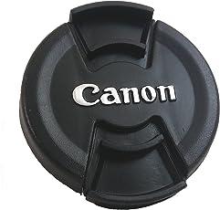 Mandee 58mm Lens Cap for Canon EOS 18-55 Lens