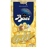 Baci Perugina Gold Cioccolatini al Caramello Ripieni al Gianduia e Nocciola Intera 150G
