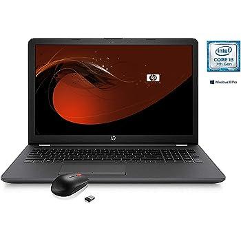 HP 250 G6 Notebook PC, cpu Intel Core i3 di 7 gen. da 2,3 GHz, display 15.6 HD LED HDD da 500 GB, 4 GB ,Bt ,WIFI,Hdmi,Dvd-Cd+r-r, Win10 Pro e Office Pro ,pronto all'uso ,Garanzia Italia